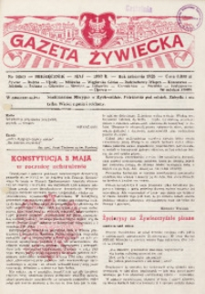 Gazeta Żywiecka, 1993, nr 5 (55)
