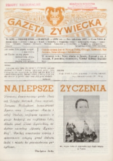 Gazeta Żywiecka, 1994, nr 8 (70)