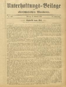 Unterhaltungs-Beilage zum Oberschlesischen Wanderer, 1911, Jg. 84, Nr. 238