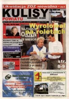 Kulisy Powiatu Kluczbork - Olesno 2004, nr 29 (41).