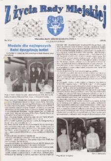 Z Życia Rady Miasta, 1996, nr 10 (24)