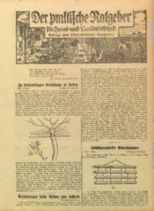 Der praktische Ratgeber für Haus- und Landwirtschaft, 1929