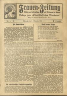 Frauen-Zeitung, 1925, Jg. 9, Nr. 14