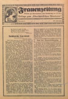 Frauenzeitung, 1928, Jg. 100, Nr. 2