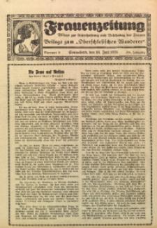 Frauenzeitung, 1928, Jg. 100, Nr. 8