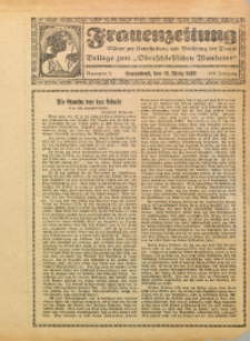 Frauenzeitung, 1929, Jg. 101/102, Nr. 3