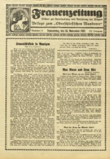 Frauenzeitung, 1931, Jg. 103/104, Nr. 6