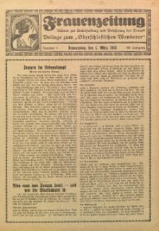 Frauenzeitung, 1934, Jg. 106/107, Nr. 3