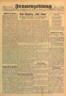 Frauenzeitung, 1934, Jg. 106/107, Nr. 8