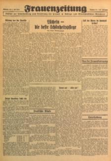 Frauenzeitung, 1934, Jg. 106/107, Nr. 10