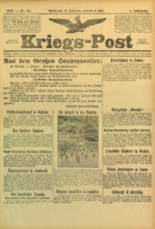 Kriegs-Post, 1915, Jg. 1, nr 98
