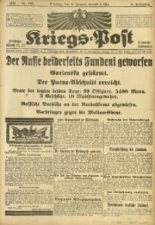 Kriegs-Post, 1917, Jg. 3, Nr. 837