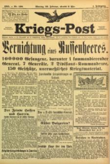 Kriegs-Post, 1915, Jg. 1, nr 120