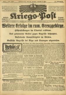 Kriegs-Post, 1917, Jg. 3, Nr. 839