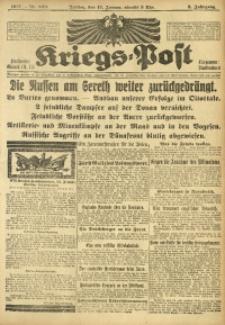 Kriegs-Post, 1917, Jg. 3, Nr. 840