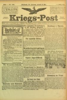 Kriegs-Post, 1915, Jg. 1, nr 122