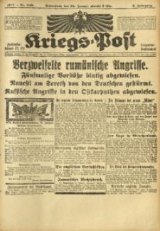Kriegs-Post, 1917, Jg. 3, Nr. 848