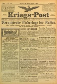 Kriegs-Post, 1915, Jg. 1, nr 138