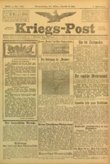 Kriegs-Post, 1915, Jg. 1, nr 144