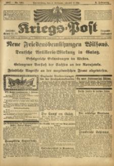Kriegs-Post, 1917, Jg. 3, Nr. 861