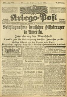 Kriegs-Post, 1917, Jg. 3, Nr. 865