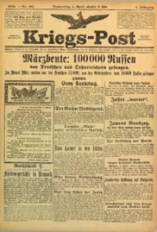 Kriegs-Post, 1915, Jg. 1, nr 161