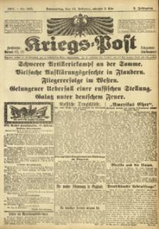 Kriegs-Post, 1917, Jg. 3, Nr. 875