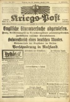 Kriegs-Post, 1917, Jg. 3, Nr. 878