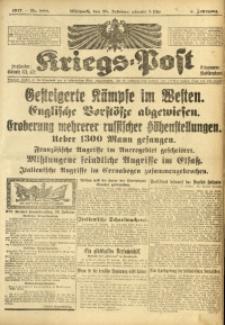 Kriegs-Post, 1917, Jg. 3, Nr. 888