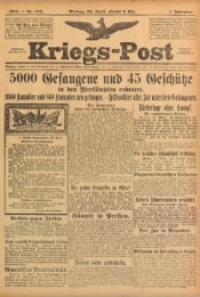 Kriegs-Post, 1915, Jg. 1, nr 183