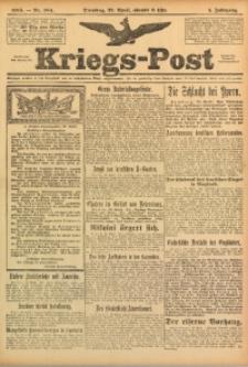 Kriegs-Post, 1915, Jg. 1, nr 184