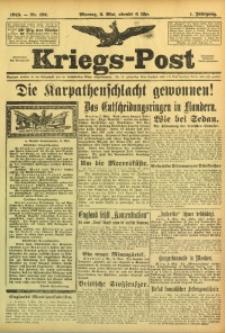 Kriegs-Post, 1915, Jg. 1, nr 191