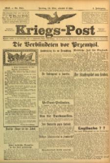Kriegs-Post, 1915, Jg. 1, nr 205