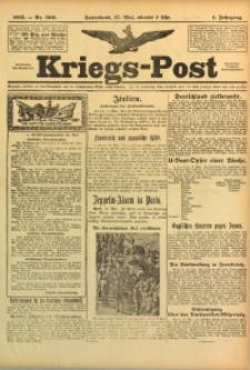 Kriegs-Post, 1915, Jg. 1, nr 206