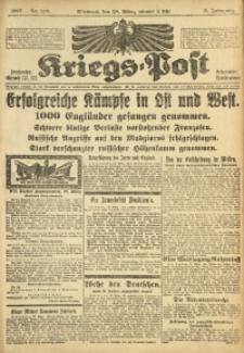 Kriegs-Post, 1917, Jg. 3, Nr. 918