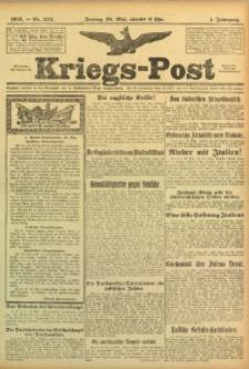 Kriegs-Post, 1915, Jg. 1, nr 222