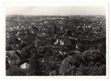 Lwów. Widok z Kopca Unii Lubelskiej
