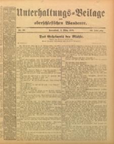 Unterhaltungs-Beilage zum Oberschlesischen Wanderer, 1915, Jg. 88, Nr. 53