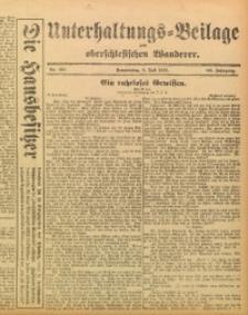 Unterhaltungs-Beilage zum Oberschlesischen Wanderer, 1915, Jg. 88, Nr. 151