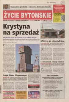 Życie Bytomskie, 2007, R. 51, nr 34 (2620)
