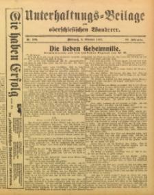 Unterhaltungs-Beilage zum Oberschlesischen Wanderer, 1915, Jg. 88, Nr. 228