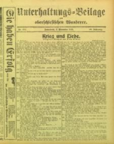 Unterhaltungs-Beilage zum Oberschlesischen Wanderer, 1915, Jg. 88, Nr. 254