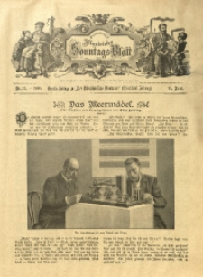 Gutenberg's Illustrirtes Sonntags-Blatt, 1900, Nr. 23