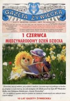 Gazeta Żywiecka, 1998, nr 6 (117)