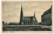 Katowice. Katedra