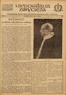 Niepokalana Zwycięża, 1958, R. 2, nr 5