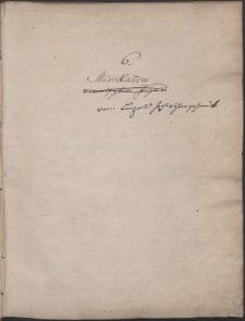 Miscellan[n]ea / von Leopold Joh. Scherschnik