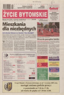 Życie Bytomskie, 2009, R. 53, nr 36 (2725)