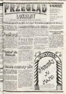Przegląd Lokalny, 1993, nr 8 (32)