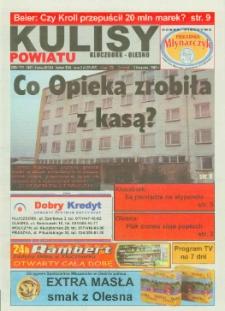 Kulisy Powiatu Kluczbork - Olesno 2005, nr 44 (107).